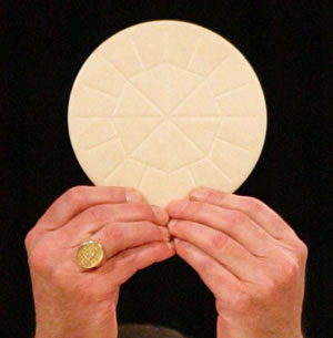 eucharistelevation